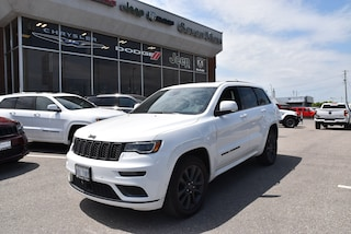 2018 Jeep Grand Cherokee Overland HIGH ALTITUDE/NAVI/DUAL PANE SUNROOF/ ONLY 15,000 KM'S  SUV