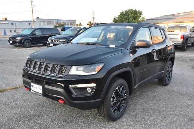 2019 Jeep Compass Trailhawk|NAV|KEYLESS ENTRY|PWR LIFTGATE SUV