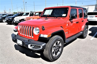 2018 Jeep All-New Wrangler Unlimited Sahara|NAV|BLUETOOTH|COLD WEATHER GROUP SUV