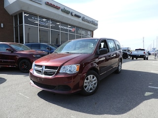 2017 Dodge Grand Caravan CVP REAR STOW AND GO !!!! Van Passenger Van