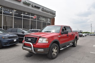 2004 Ford F-150 XLT Truck SuperCrew Cab