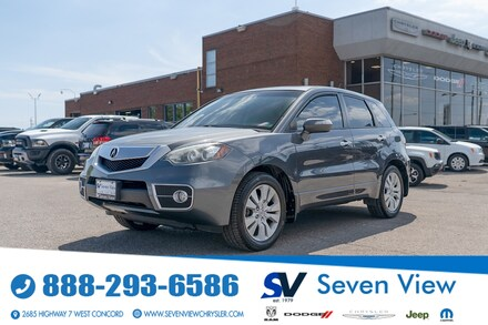 2012 Acura RDX Technology Package NAVI/LEATHER/SUNROOF SUV