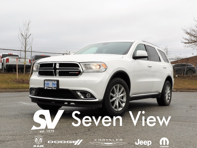 2017 Dodge Durango For Sale >> Used 2017 Dodge Durango For Sale At Seven View Chrysler