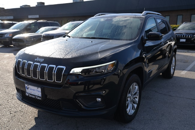 2019 Jeep New Cherokee North 4X4, REMOTE STARTER, HEATED SEATS !!! SUV