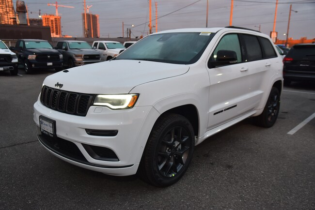2019 Jeep Grand Cherokee Limited X LEATHER/DUAL-PANE SUNROOF/NAVI/PREMIUM ALPINE SOUND SYSTEM SUV