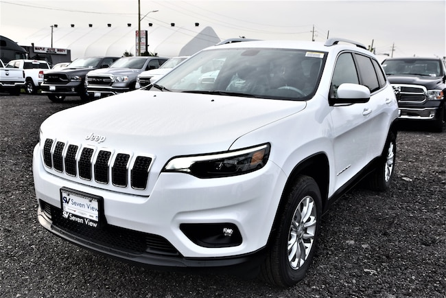 2019 Jeep New Cherokee North|4X4|REMOTE START|PWR LIFTGATE|HEATED FRONT S SUV