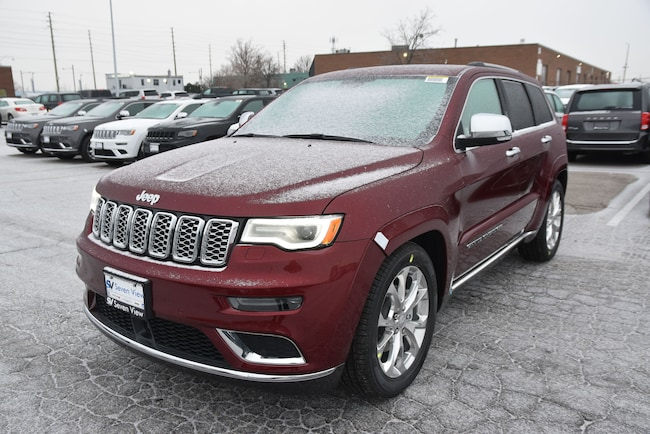 2019 Jeep Grand Cherokee Summit|4X4|TRAILER TOW GROUP IV| SUV