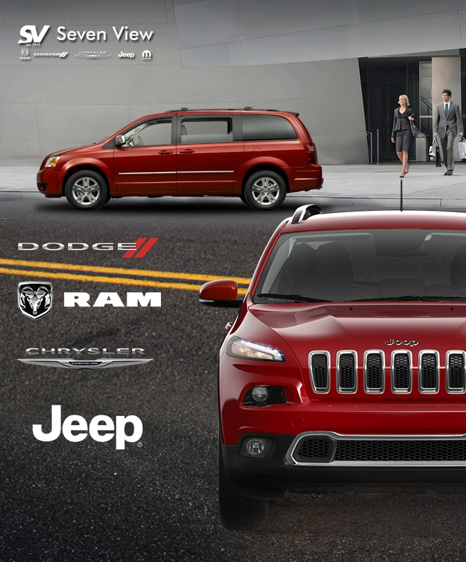 Ontario Chrysler Jeep Dodge Ram: About Seven View Chrysler Dodge Jeep RAM In Vaughan