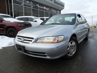 2001 Honda Accord EX V6 Leather Sedan