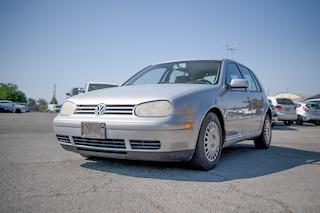 2000 Volkswagen Golf GLS Hatchback