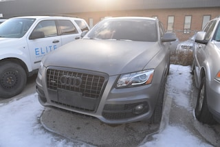 2010 Audi Q5 3.2 Premium NAVI/LEATHER/SUNROOF SUV