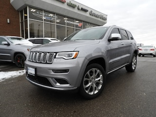 2019 Jeep Grand Cherokee Summit 4x4 EXECUTIVE DEMO SUV