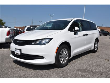 2018 Chrysler Pacifica L|HEATED MIRRORS|KEYLESS ENTRY|UCONNECT Van