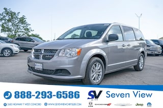 2020 Dodge Grand Caravan SXT PLUS GROUP/UCONNECT/CLIMATE Van