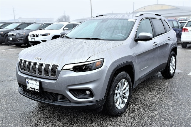 2019 Jeep New Cherokee North 4X4 REMOTE STARTER, HEATED SEATS !!! SUV