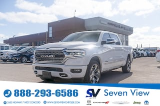 2020 Ram 1500 Limited NAVI/12 INCH DIPLAY/POWER SIDE STEPS Truck Crew Cab