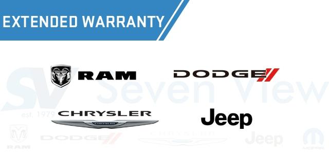 Dodge Extended Warranty >> Chrysler Dodge Jeep Ram Warranty Extended Warranty Seven View