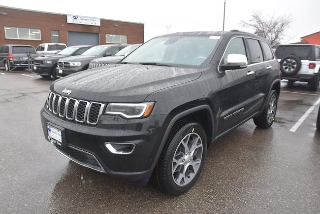 2019 Jeep Grand Cherokee Limited|HEATED FRONT SEAT|PWR LIFTGATE|REMOTE STAR SUV