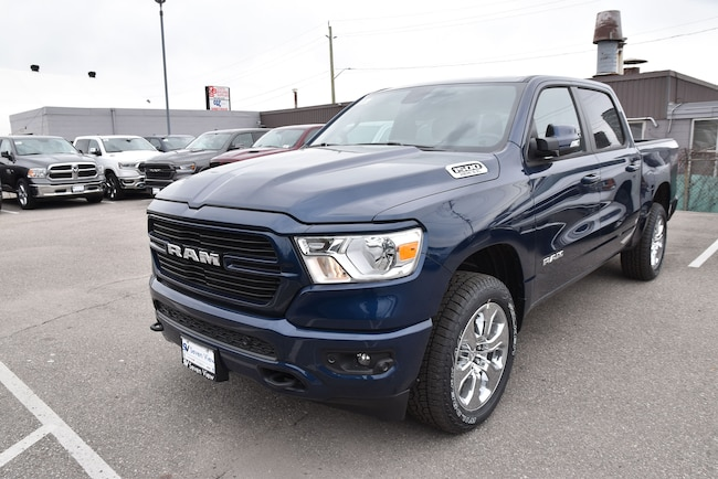 2019 Ram All-New 1500 North Edition|OFF ROAD GRP|SPORT APPEARANCE GRP Truck Crew Cab