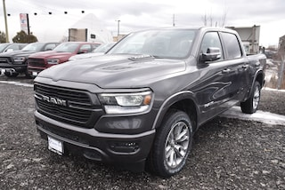 2019 Ram All-New 1500 LARAMIE |LEATHER|12IN.UCONNECT|NAV|SAFETYTEC|SPORT Truck Crew Cab
