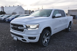2019 Ram All-New 1500 Laramie/ LEATHER/NAVI/SPORT APPEARANCE PACKAGE/DUA Truck Crew Cab