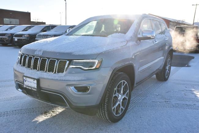 2019 Jeep Grand Cherokee Limited NAVI/DUAL-PANE SUNROOF/ADVANCED SAFETY GRO SUV
