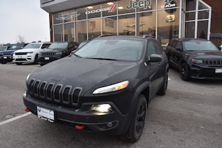 2018 Jeep Cherokee Trailhawk NAVIGATION,LEATHER,SUNROOF !!! SUV