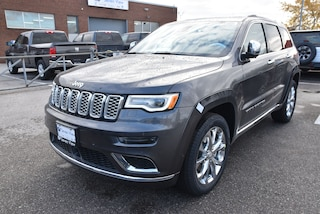 2019 Jeep Grand Cherokee Summit|NAV|TRAILER TOW GROUP IV|BLIND SPOT DETECTION|UCONNECT  SUV