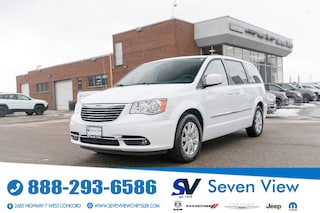 2014 Chrysler Town & Country Touring DUAL DVD/NAVI/SUNROOF/REAR CAMERA Van Passenger Van