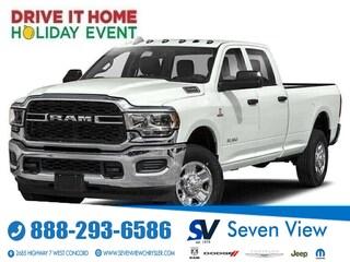 2021 Ram 2500 Big Horn Truck Crew Cab