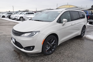 2019 Chrysler Pacifica Touring-L Plus|LEATHER|S APPEARANCE PKG|8PASSENGER Van