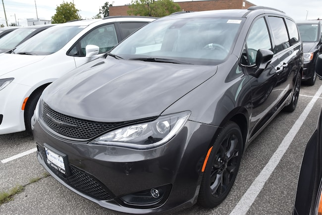 2019 Chrysler Pacifica Limited|DVD\BLU-RAY|NAV|HEATED FRONT SEAT Van