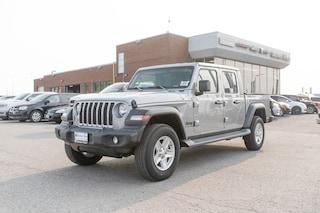 2020 Jeep Gladiator Sport S Crew Cab 4X4