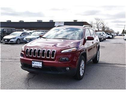 2016 Jeep Cherokee North|4X4|BACKUP CAM|DEMO|UCONNECT VUS