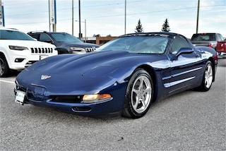 2004 Chevrolet Corvette VERY RARE LE MANS EDITION WITH ONLY 35,000 KM'S !! Coupe