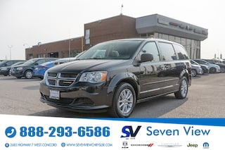 2017 Dodge Grand Caravan SXT NAVI/DVD/CLIMATE GROUP/UCONNECT Van Passenger Van