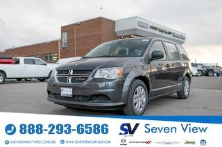 2020 Dodge Grand Caravan SE REAR CAMERA/REAR STOW AND GO Van