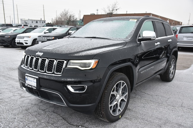 2019 Jeep Grand Cherokee Limited|4X4|NAV|PANO SUNROOF|LUXURY GROUP II|PARK ASSIST SUV