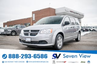 2020 Dodge Grand Caravan SE Plus Van