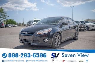 2014 Ford Focus SE SUNROOF/2 SETS RIMS AND TIRES Sedan