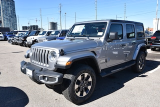 2018 Jeep All-New Wrangler Unlimited Sahara|4X4|NAV|UCONNECT|COLD WEATHER GRO SUV