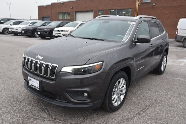 2019 Jeep New Cherokee North|FWD|UCONNECT|PWR. DRIVERS SEAT|KEYLESS ENTRY SUV