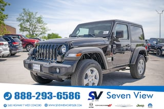 2019 Jeep All-New Wrangler Sport 4x4 COLD WEATHER GROUP/CONVENIENCE GROUP SUV