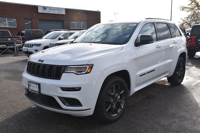 2019 Jeep Grand Cherokee Limited X NAVI/ADVANCED SAFETY GROUP/SPORT HOOD SUV