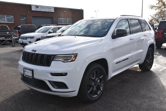 2019 Jeep Grand Cherokee Limited X|4X4|NAV|SPORT HOOD|8.4 TOUCHSCREEN SUV