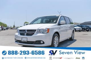 2020 Dodge Grand Caravan Premium Plus NAVI/DVD/POWER DOORS Van
