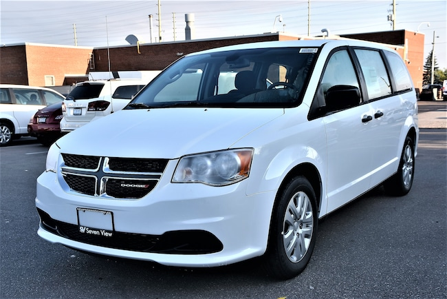 2019 Dodge Grand Caravan CVP|BACKUP CAM|REAR STOW & GO|KEYLESS ENTRY Van