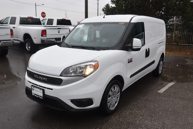 2019 Ram ProMaster City Cargo Van SLT|CARGO VAN GROUP|BLUETOOTH|16' STEEL Van