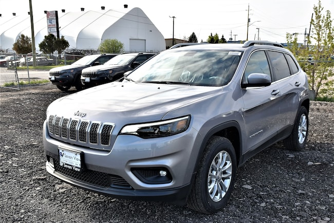 2019 Jeep New Cherokee North 4X4, REMOTE STARTER, HEATED SEATS, LIKE NEW SUV