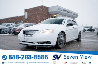 2012 Chrysler 200 Limited NAVI/LEATHER/SUNROOF Sedan